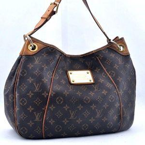 Auth Louis Vuitton Galliera Pm Bag #879L42